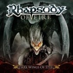 "RHAPSODY OF FIRE – ""Dark wings of steel"""