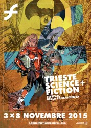 Trieste Science + Fiction 2015