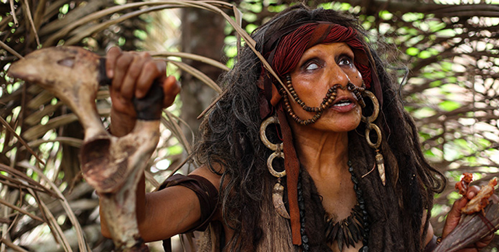 The Green Inferno - The Witch