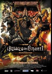 L'attacco dei giganti il film