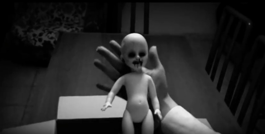 THE EVIL DOLL
