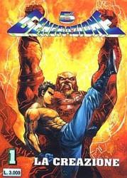 5A GENERAZIONE comic book