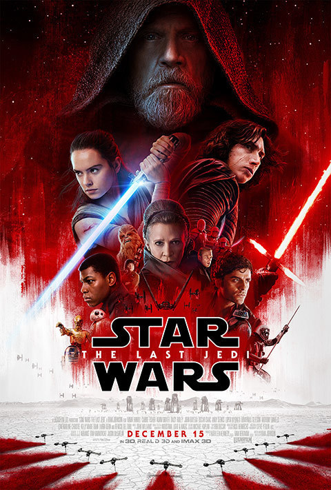 STAR WARS: THE LAST JEDI – Rian Johnson